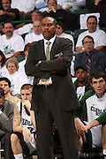 Cleveland State University Head Coach Gary Waters watches and his Vikings dominate the Horizon League.
