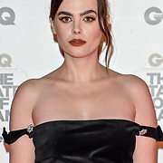 Charli Howard Arrivers at GQ 30th Anniversary celebration at Sushisamba, The Market, Convent Garden on 29 October 2018.