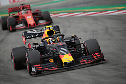 May 11, 2019 - Montmelò.Montmel&#Xf2, Catalunya, Spain - xa9; Photo4 / LaPresse.11/05/2019 Montmelo, Spain.Sport .Grand Prix Formula One Spain 2019.In the pic: Pierre Gasly (FRA) Red Bull Racing RB15 (Credit Image: © Photo4/Lapresse via ZUMA Press)