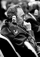 Fidel Castro, 2002
