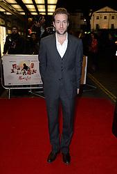 Rafe Spall arriving at the UK Premiere of Mum's List, Curzon Cinema, London.<br /> Photo credit should read: Doug Peters/EMPICS Entertainment