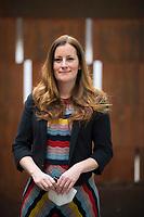 DEU, Deutschland, Germany, Berlin, 04.03.2021: Portrait von Janine Wissler, Parteivorsitzende von DIE LINKE.