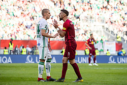 01.05.2019, Woerthersee Stadion, Klagenfurt, AUT, OeFB Uniqa Cup, FC Red Bull Salzburg vs SK Rapid Wien, Finale, im Bild x // during the Final match of the ÖFB Uniqa Cup between FC Red Bull Salzburg and SK Rapid Wien at the Woerthersee Stadion in Klagenfurt, Austria on 2019/05/01. EXPA Pictures © 2019, PhotoCredit: EXPA/ Johann Groder