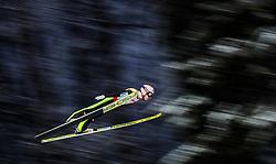19.01.2018, Heini Klopfer Skiflugschanze, Oberstdorf, GER, FIS Skiflug Weltmeisterschaft, Einzelbewerb, im Bild Stefan Kraft (AUT) // Stefan Kraft of Austria during individual competition of the FIS Ski Flying World Championships at the Heini-Klopfer Skiflying Hill in Oberstdorf, Germany on 2018/01/19. EXPA Pictures © 2018, PhotoCredit: EXPA/ JFK