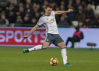 Football - 2016 / 2017 Premier League - West Ham United vs. Manchester United<br /> <br /> Michael Carrick of Manchester United at The London Stadium.<br /> <br /> COLORSPORT/DANIEL BEARHAM