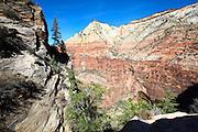 Hidden Canyon, Zion National Park, Utah, USA