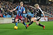 Scunthorpe United v Barnsley 311015