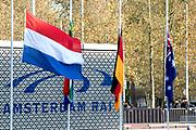 Nationale Herdenking voor de slachtoffers van vlucht MH17 in de RAI , Amsterdam.<br /> <br /> National Memorial for the victims of flight MH17 in the RAI , Amsterdam.