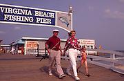 Virginia Beach Pier, Virginia, USA<br />