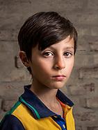 Qais, age 10, from Damascus, Syria.