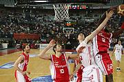 DESCRIZIONE : Roma Lega A1 2006-07 Lottomatica Virtus Roma Whirlpool Varese <br /> GIOCATORE : <br /> SQUADRA : Lottomatica Virtus Roma <br /> EVENTO : Campionato Lega A1 2006-2007 <br /> GARA : Lottomatica Virtus Roma Whirlpool Varese <br /> DATA : 25/04/2007 <br /> CATEGORIA : <br /> SPORT : Pallacanestro <br /> AUTORE : Agenzia Ciamillo-Castoria/G.Ciamillo