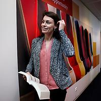 Nederland, Rotterdam , 6 februari 2015.<br /> Cora de Korte manager werkzaam voor PWC.<br /> Foto:Jean-Pierre Jans