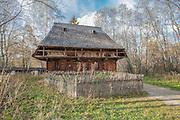 Orawski Park Etnograficzny w Zubrzycy Górnej, Chałupa Paś-Filipka
