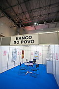 Belo Horizonte_MG, Brasil...Feira do Empreendedor 2010 no Expominas em Belo Horizonte, Minas Gerais. Na foto Banco do Povo...Entrepreneur Fair 2010 in Expominas in Belo Horizonte, Minas Gerais. In this photo Banco do Povo...Foto: JOAO MARCOS ROSA / NITRO