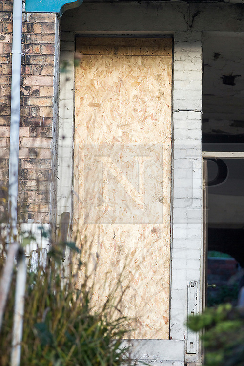 © Licensed to London News Pictures. 19/12/2017. Sheffield UK. Picture shows the house on Shirebrook Road in Sheffield that was raided this morning by Anti Terror police. Three men aged 22, 36 & 41 were arrested in a series of dawn raids in Sheffield this morning, a fourth man aged 41 has been arrested in Chesterfield. The raids have been carried out by specialist officers from the North East Counter Terrorism Unit. All four men are being held on suspicion of being concerned in the commission, preparation or instigation of acts of terrorism under section 41. Photo credit: Andrew McCaren/LNP