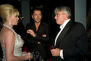IVANA TRUMP AND ROBERT TCHENGUIZ, Patti and Andy Wong  host a night of Surrealism to Celebrate the Chinese Year of the Rat. County Hall Gallery and Dali Universe. London. 27 January 2008. -DO NOT ARCHIVE-© Copyright Photograph by Dafydd Jones. 248 Clapham Rd. London SW9 0PZ. Tel 0207 820 0771. www.dafjones.com.