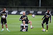 150813 Swansea city FC training
