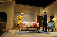Last of the Red Hot Lovers dress rehearsal with Winnipesaukee Playhouse.  Karen Bobotas for the Laconia Daily Sun