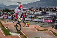 #993 (NAGASAKO Yoshitaku) JPN at the 2016 UCI BMX World Championships in Medellin, Colombia.