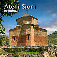 Pictures & Images of  Ateni Sioni Medieval Georgian Orthodox Church, Georgia (country) -