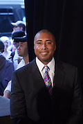 Bernie Williams at The 2008 Songwriters Hall of Fame Awards Induction Ceremony held at The Marriott Marquis Hotel on June 19, 2008 ..The Songwriters Hall of Fame celebrates songwriters, educates the public with regard to their achievements, and produces a spectrum of professional programs devoted to the development of new songwriting talent through workshops, showcases and scholarships. The sonwriters Hall of Fame was founded in 1969 by songwriter Johnny Mercer and publishers Abe Olman and Howie Richardson