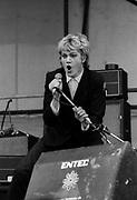 John Foxx Ultravox in concert 1980