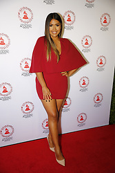 LOS ANGELES, CA - SEP 20: Ydelays attends The Latin GRAMMY Acoustic Sessions at The Novo Theater September 20, 2017, in Downtown Los Angeles. Byline, credit, TV usage, web usage or linkback must read SILVEXPHOTO.COM. Failure to byline correctly will incur double the agreed fee. Tel: +1 714 504 6870.