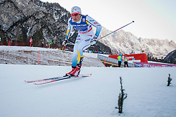 Hanna Falk (SWE) during the ladies team sprint race at FIS Cross Country World Cup Planica 2016, on January 17, 2016 at Planica, Slovenia. Photo By Urban Urbanc / Sportida