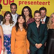 NLD/Hilversum/20190211- Verliefd op Cuba premiere, cast