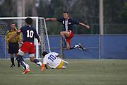2007 FAU Men's Soccer vs UMKC, August 31, 2007.