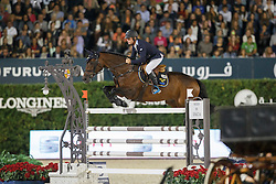 Bengtsson Rolf Goran, (SWE), Unita Ask<br /> Final<br /> Furusiyya FEI Nations Cup Jumping Final - Barcelona 2015<br /> © Dirk Caremans<br /> 26/09/15