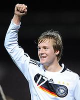 Fotball<br /> Tyskland<br /> Foto: Witters/Digitalsport<br /> NORWAY ONLY<br /> <br /> 18.11.2008<br /> <br /> Felix Kroos<br /> U 18 Testspiel Deutschland - Oesterreich<br /> <br /> Fussball U 18 Testspiel Tyskland - Østerrike