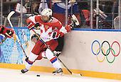 Hockey, Womens - Switzerland vs Russia (Quarterfinals)