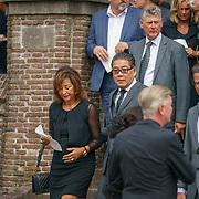 NLD/Huizen/20180818 - uitvaart Bert Verwelius, Won Yip en .......