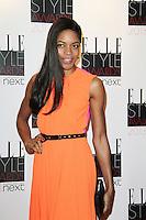Naomie Harris, ELLE Style Awards, The Savoy Hotel London UK, 11 February 2013, (Photo by Richard Goldschmidt)