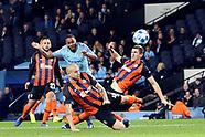 Manchester City v Shakhtar Donetsk 071118