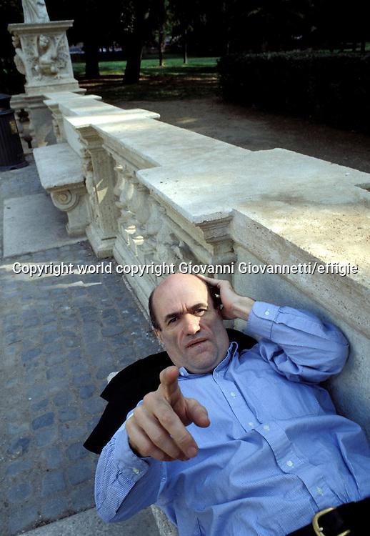 Colm Tóibín<br />world copyright Giovanni Giovannetti/effigie / Writer Pictures<br /> <br /> NO ITALY, NO AGENCY SALES / Writer Pictures<br /> <br /> NO ITALY, NO AGENCY SALES