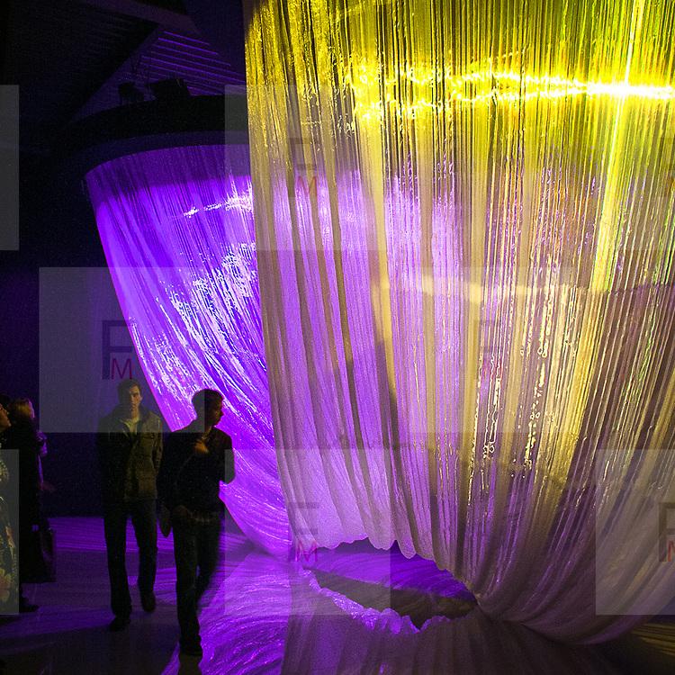 Il FuoriSalone 2012 in Zona Tortona: In the forest nello stand della Canon<br /> <br /> Tortona Area Lab at Fuorisalone 2012: In the forest the Canon show