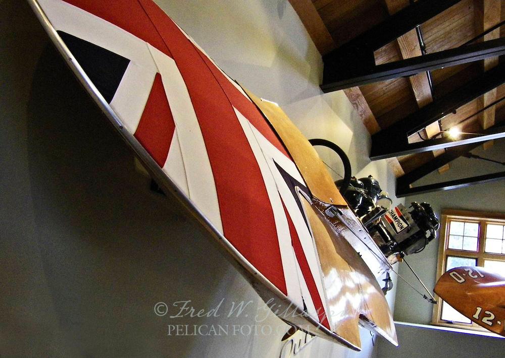 British Racer ~ Tahoe Maritime Museum