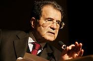 Milano: Romano Prodi