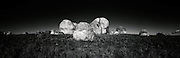 Weathered Boulders, Rural Australia, Southern Highlands of New South Wales,