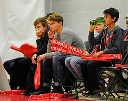 - Photo mandatory by-line: Joe Meredith/JMP - Mobile: 07966 386802 - 21/11/2014 - Sport - Basketball - Bristol - SGS Wise Campus - Bristol Flyers v Surrey United - British Basketball League