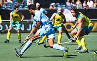 BREDA - Lalit Upadhyay (Ind.)  .  Australia-India (1-1), finale Rabobank Champions Trophy 2018. Australia wint shoot outs.  COPYRIGHT  KOEN SUYK