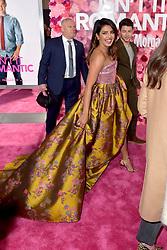 February 11, 2019 - Los Angeles, Kalifornien, USA - Priyanka Chopra mit Ehemann Nick Jonas bei der Weltpremiere des Kinofilms 'Isn't It Romantic' im Theatre at Ace Hotel. Los Angeles, 11.02.2019 (Credit Image: © Future-Image via ZUMA Press)