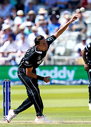 Trent Boult of New Zealand - Mandatory by-line: Robbie Stephenson/JMP - 29/06/2019 - CRICKET - Lords - London, England - New Zealand v Australia - ICC Cricket World Cup 2019 - Group Stage