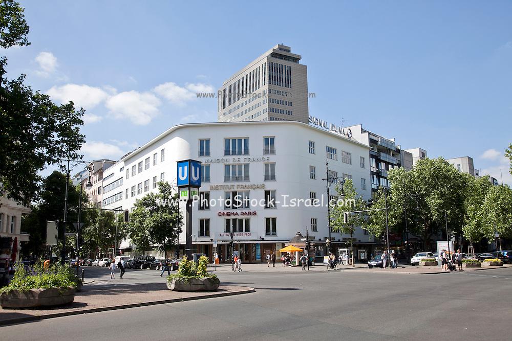 Germany, Berlin, Maison de France, Institut Francais the French cultural centre
