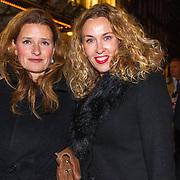 NLD/Amsterdam/20150926 - Afsluiting viering 200 jaar Koninkrijk der Nederlanden, Claudia Straatmans en vriendin