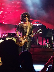 """Lenny Kravitz releases a photo on Twitter with the following caption: """"""""Thanks for helping to #RaiseVibration in 2018. See you next year. https://t.co/bfmlLpKvu9"""""""". Photo Credit: Twitter *** No USA Distribution *** For Editorial Use Only *** Not to be Published in Books or Photo Books ***  Please note: Fees charged by the agency are for the agency's services only, and do not, nor are they intended to, convey to the user any ownership of Copyright or License in the material. The agency does not claim any ownership including but not limited to Copyright or License in the attached material. By publishing this material you expressly agree to indemnify and to hold the agency and its directors, shareholders and employees harmless from any loss, claims, damages, demands, expenses (including legal fees), or any causes of action or allegation against the agency arising out of or connected in any way with publication of the material."""