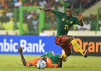 Aurelien Cheudjou ( Cameroun ) -