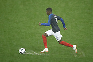 Ousmane DEMBELE (FRA) during the FIFA Friendly Game football match between France and Republic of Ireland on May 28, 2018 at Stade de France in Saint-Denis near Paris, France - Photo Stephane Allaman / ProSportsImages / DPPI